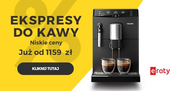 TOP ekspresy do kawy od 2999 zł