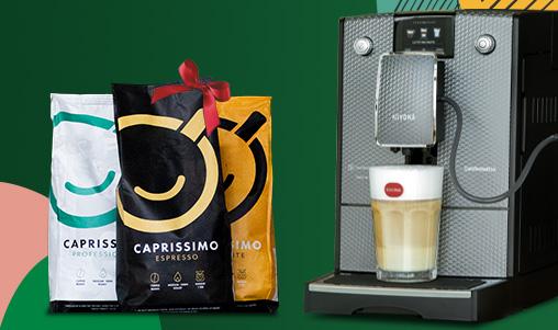 """Ekspres do kawy Nivona """"CafeRomatica NICR 789"""" + Caprissimo trio"""
