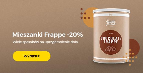 Mieszanki Frappe -20%