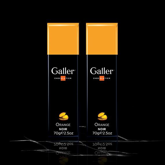 Czekolady i batoniki Galler 1+1