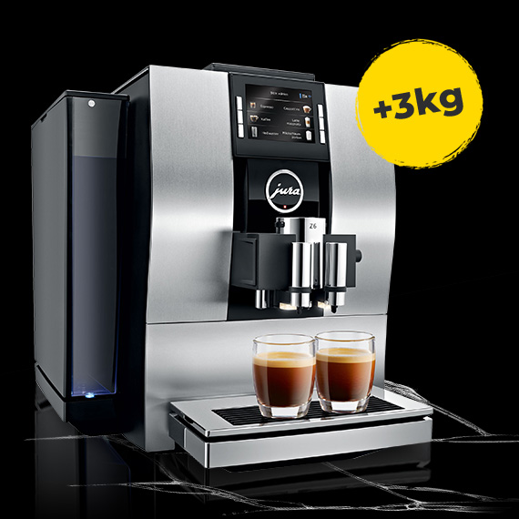 Jura ekspres do kawy +3 kg kawy gratis
