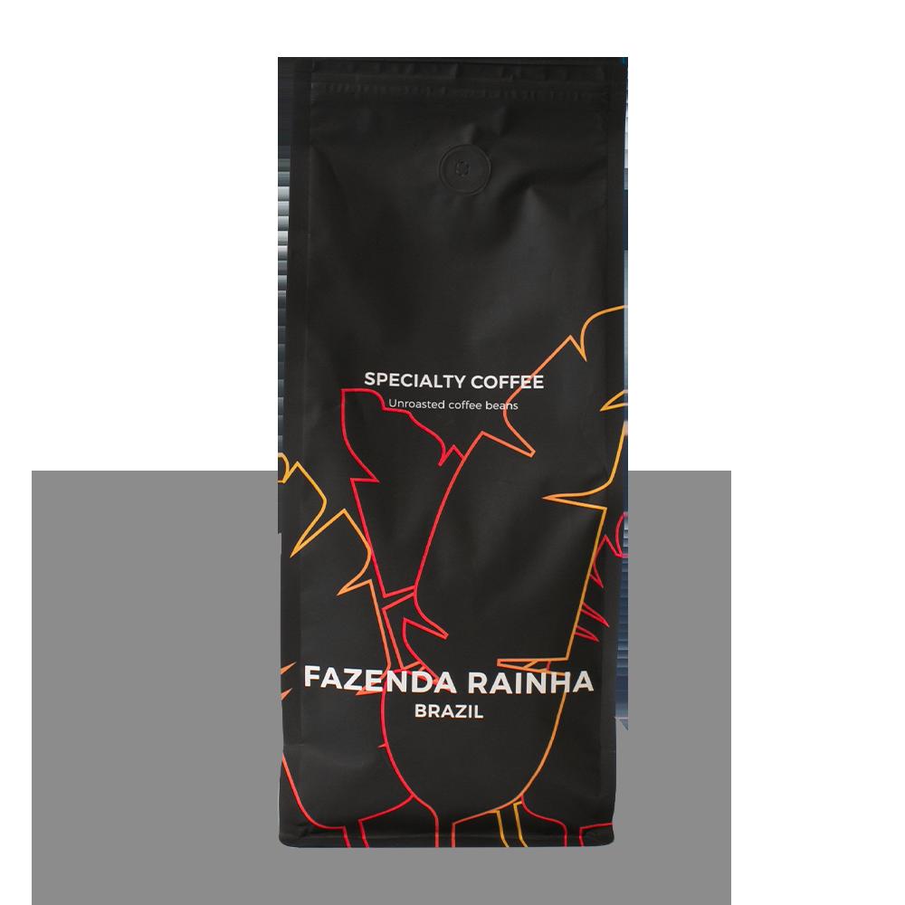 """Wysokogatunkowa, niepalona kawa ziarnista """"Brazil Fazenda Rainha"""", 1 kg"""