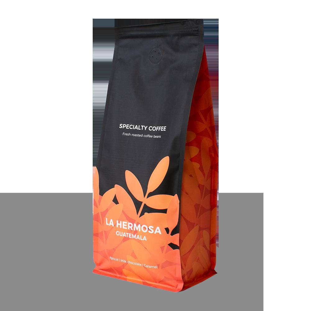 """Wysokogatunkowa kawa ziarnista """"Guatemala La Hermosa"""", 1 kg"""