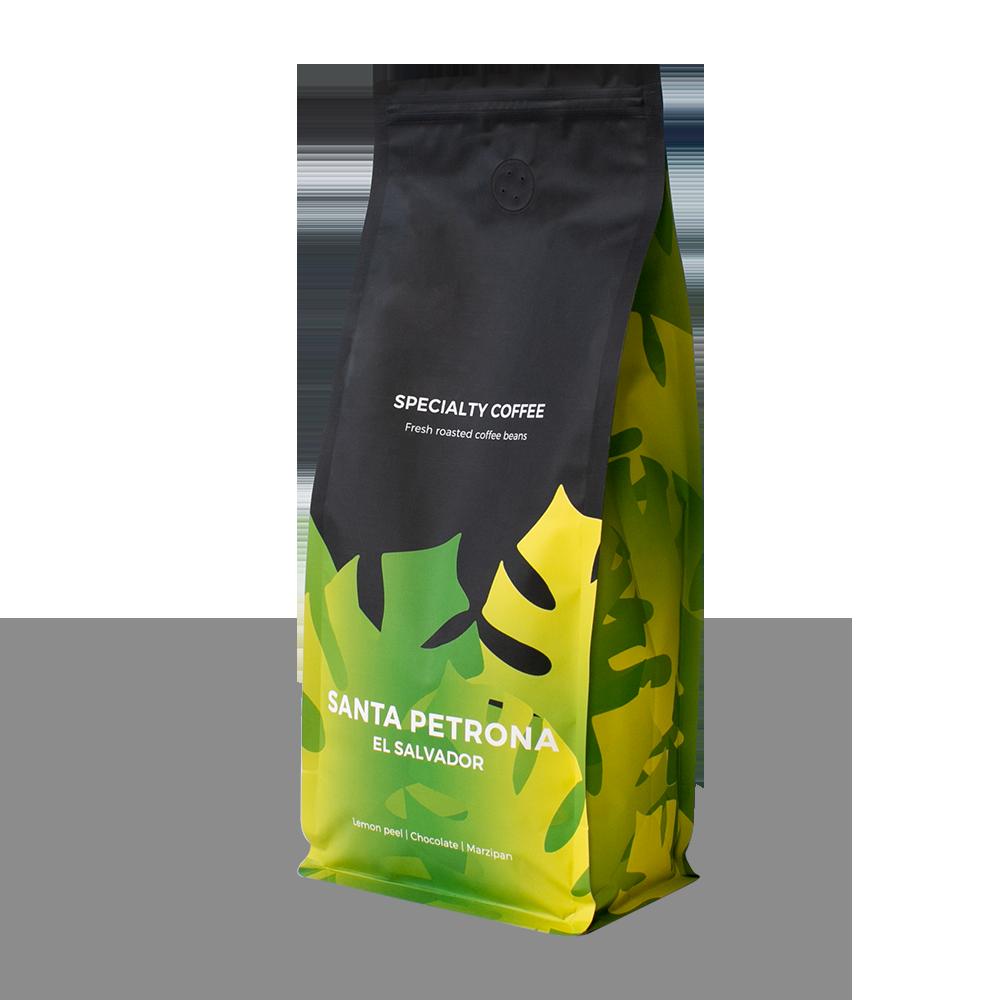 "Wysokogatunkowa kawa ziarnista ""El Salvador Santa Petrona"", 1 kg"