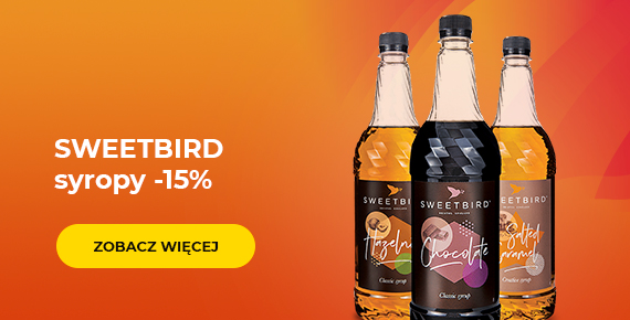Sweetbird syropy - 15%