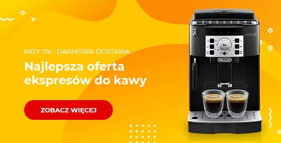 Najlepsza oferta ekspresów do kawy
