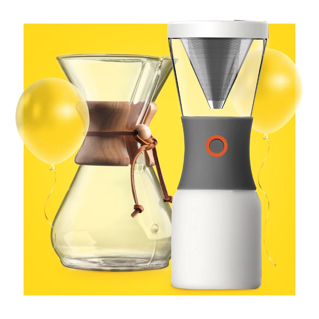 Ekspresy do kawy i inne zaparzacze -20%