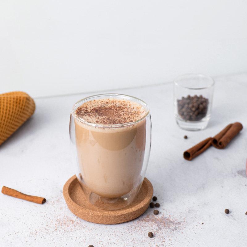 Kawa z mielonym pieprzem
