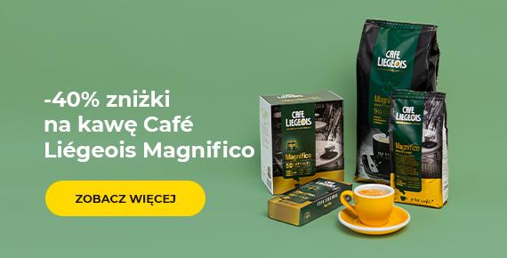 Kawa Café Liégeois Magnifico -40%