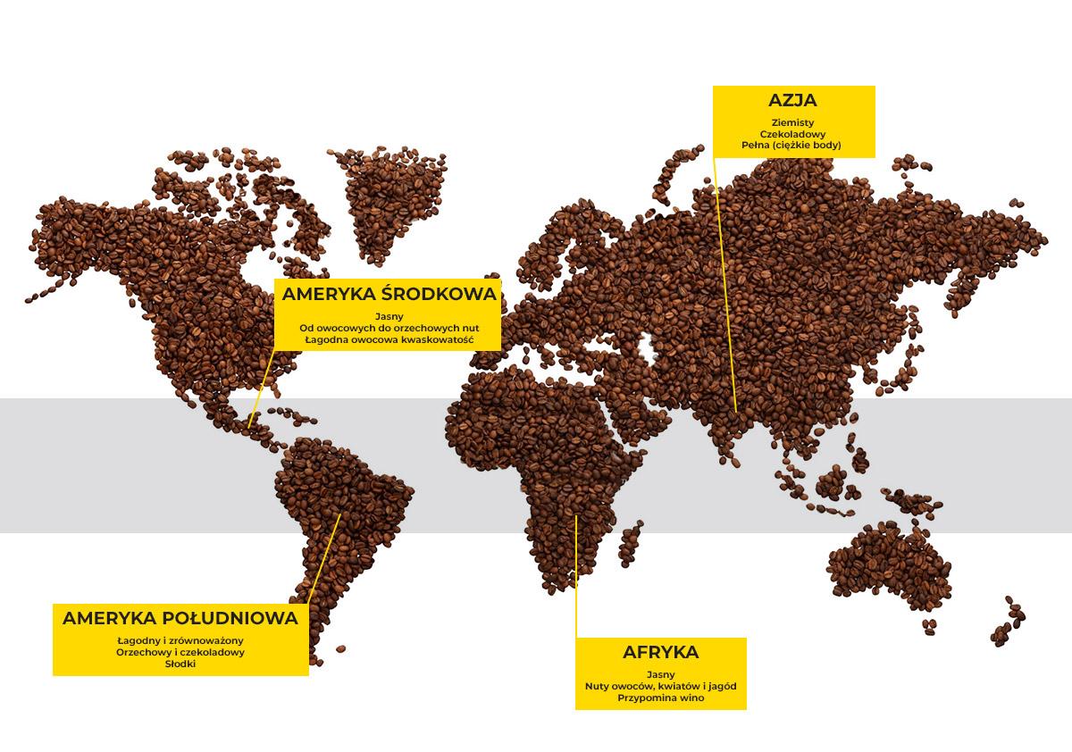 Regiony kawowe
