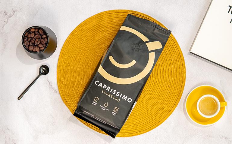 """Kawa ziarnista """"Caprissimo Espresso"""""""