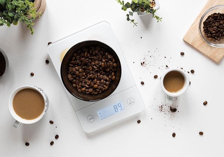 Kofeina i łatwiejsza kontrola wagi ciała