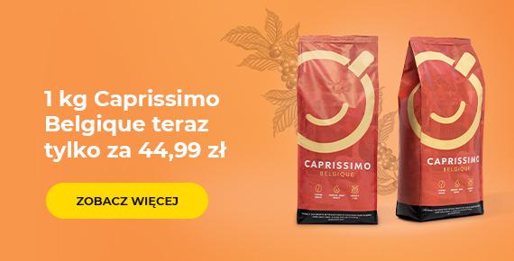 1 kg Caprissimo Belgique teraz tylko za 44,99 zł