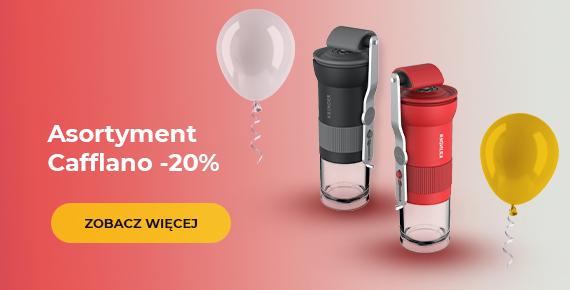 Asortyment Cafflano -20%