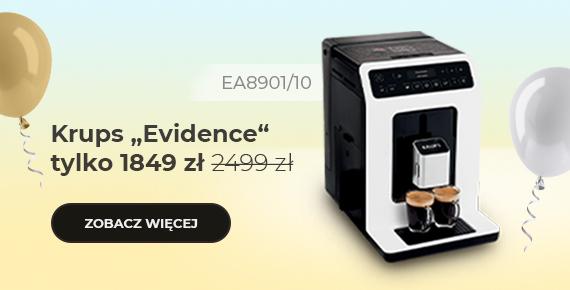 "Krups ""Evidence EA8901/10"" tylko 1849 zł"