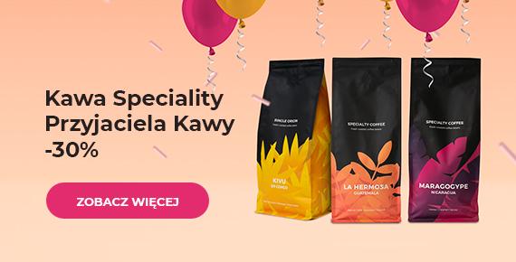 Kawa Speciality Przyjaciela Kawy -30%