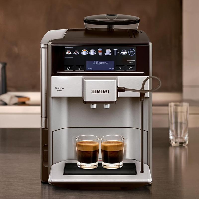 """Funkcja """"AromaDouble Shot"""" dla mocnej kawy bez goryczy"""