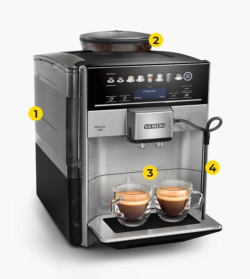 Zalety techniczne ekspresu do kawy