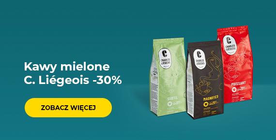 Kawy mielone C. Liégeois -40%